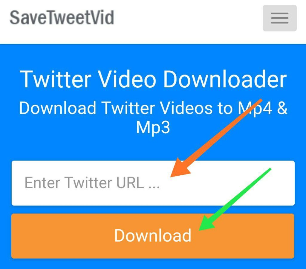 twiiter video download