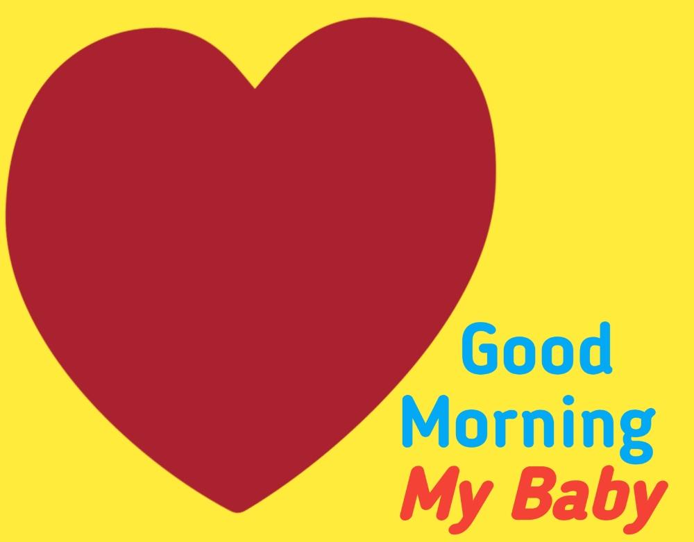 good morning heart image hd