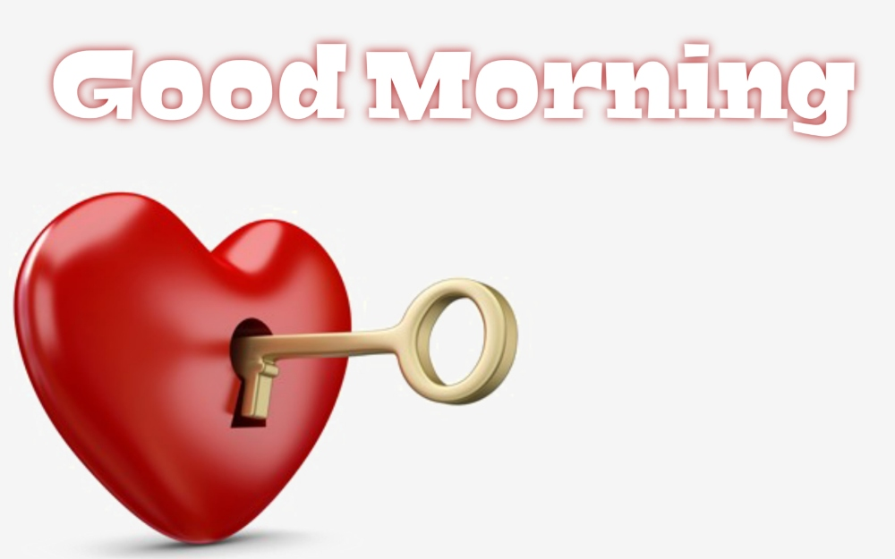 good morning heart photo download