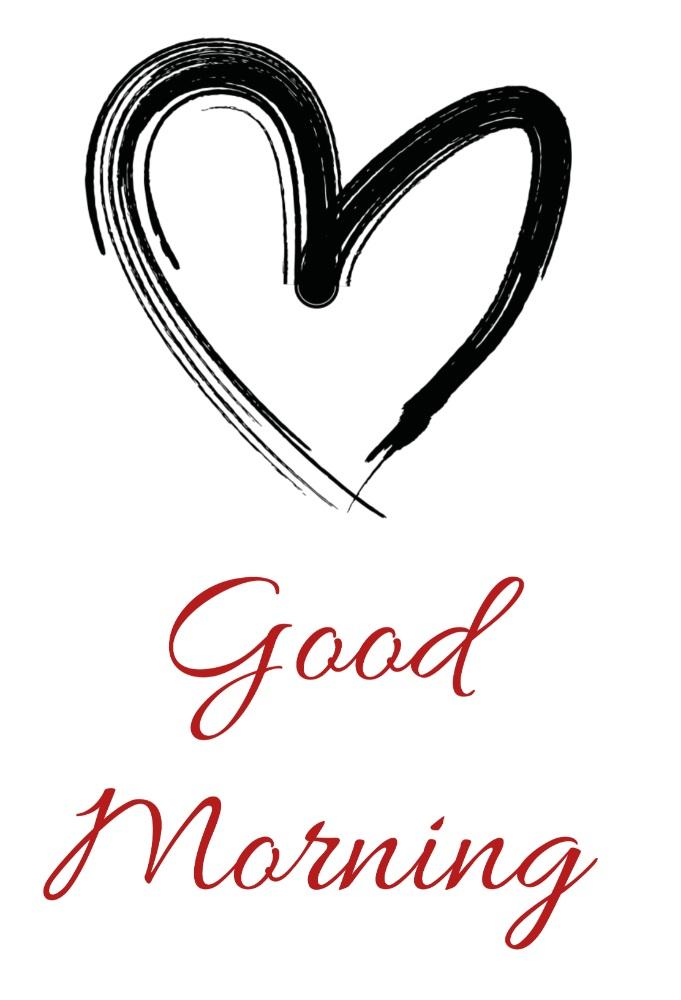 good morning heart image download