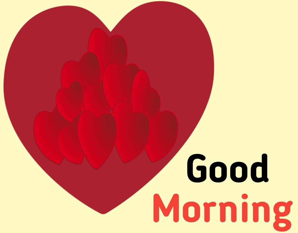 good morning heart image hd download