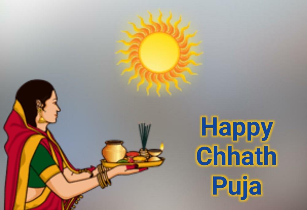 Happy Chhath Puja Pics
