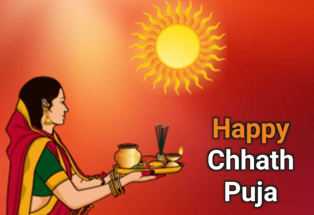 happy chhath puja picture