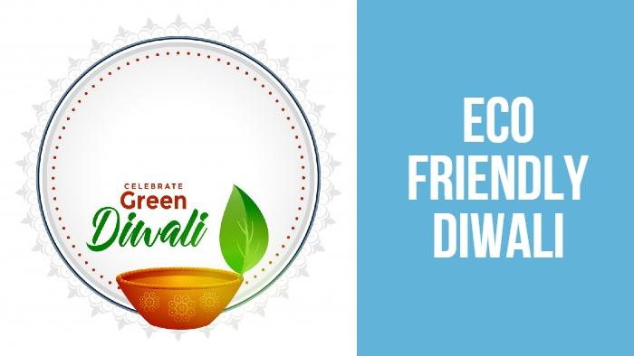 eco friendly diwali in hindi