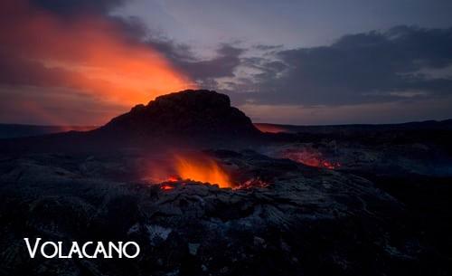 ज्वालामुखी,  What is Volcano in Hindi