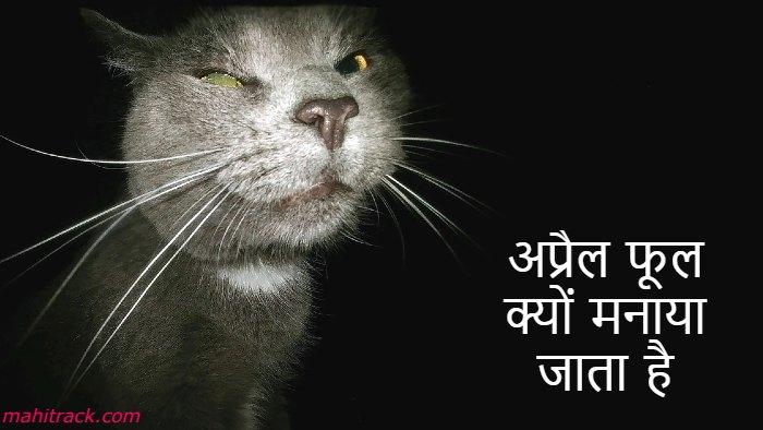 April Fool Day History in Hindi