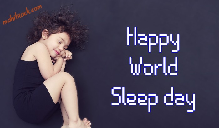 world sleep day image for facebook