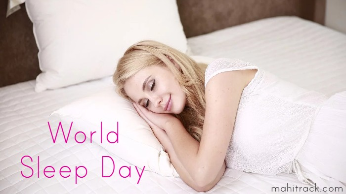 world sleep day image download