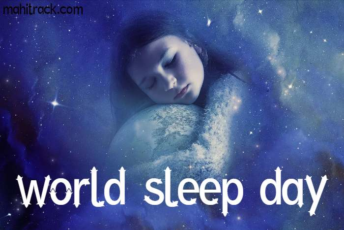 world sleep day photo for whatsapp