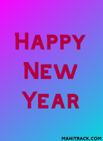 happy new year dp image download status