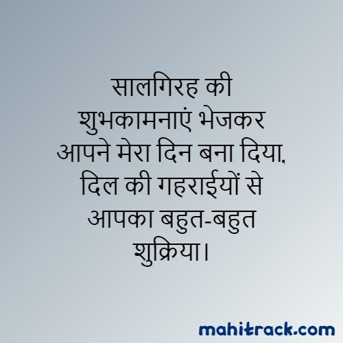 Thanks Quotes for Anniversary Wishes in Hindi